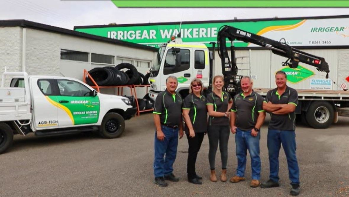 the irrigear team MAY2018